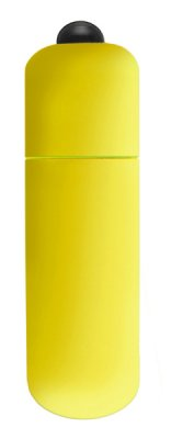 Vibrátor NEON LUV TOUCH BULLET yellow