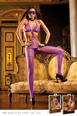 Catsuit PURPLE