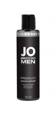 Lubrikační gel JO FOR MEN PREMIUM 120 ml
