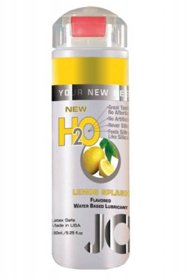 Lubrikační gel JO H2O LEMON SPLASH 150 ml