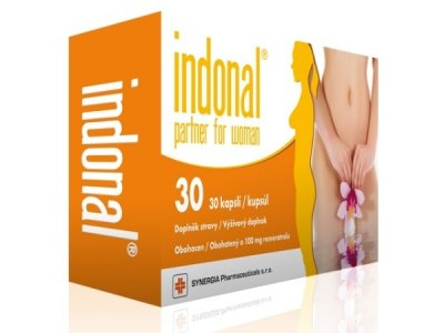 Indonal PARTNER for WOMAN 30 tbl.
