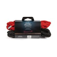 FIFTY SHADES of Grey RESTRAIN ME BONDAGE ROPES