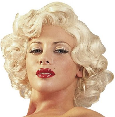 Paruka BLOND MARYLIN