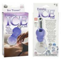 Vibrátor FOREPLAY ICE CHILL purple
