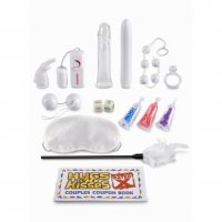 Sada WHITE WEDDING KIT