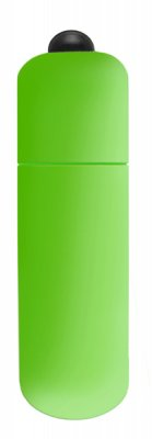 Vibrátor NEON LUV TOUCH BULLET green