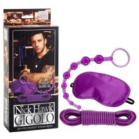 Sada NICK HAWK GIGOLO Sinful Desires