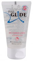 Lubrikační gel JUST GLIDE Strawberry 50 ml