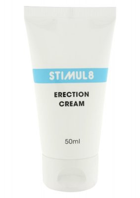 Krém STIMUL8 ERECTION 50 ml