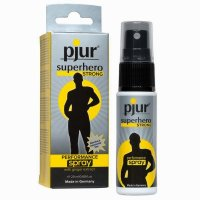 Sprej PJUR SUPERHERO STRONG 20 ml
