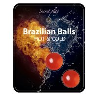 Tělový olej BRAZILIAN 2 BALLS SET COLD and HOT