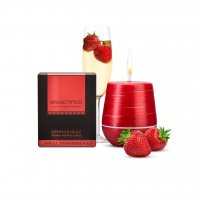 Svíčka MAGNETIFICO APHRODISIAC CANDLE SWEET STRAWBERRIES