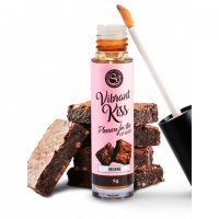 Lesk na rty SECRET PLAY VIBRANT KISS BROWNIE