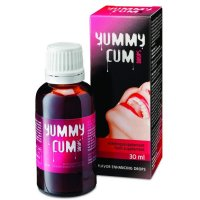 Kapky YUMMY CUM Drops 30 ml