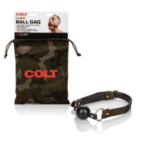Roubík California Exotic COLT CAMO Ball Gag