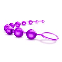 Korále anální BLUSH B YOURS BASIC BEADS purple