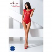 Body PASSION BS064 červené S-L