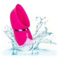 Pumpa pro ženy California Exotics Full Coverage Pump pink