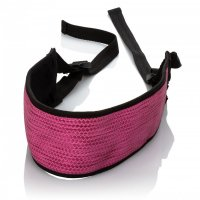 Popruh California Exotic TICKLE ME BJ Strap pink