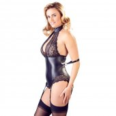 Body Cottelli Collection Bondage Lace Body black S