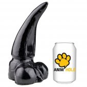 Dildo ANIMHOLE FOX black