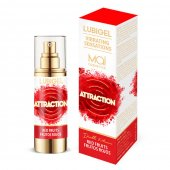 Gel MAI LUBIGEL LIQUID VIBRATOR red fruits