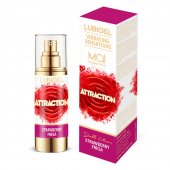 Gel MAI LUBIGEL LIQUID VIBRATOR strawberry