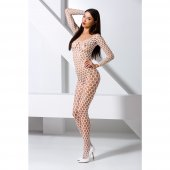 Catsuit PASSION BS077 white